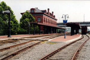Western Maryland Scenic Railway Station
