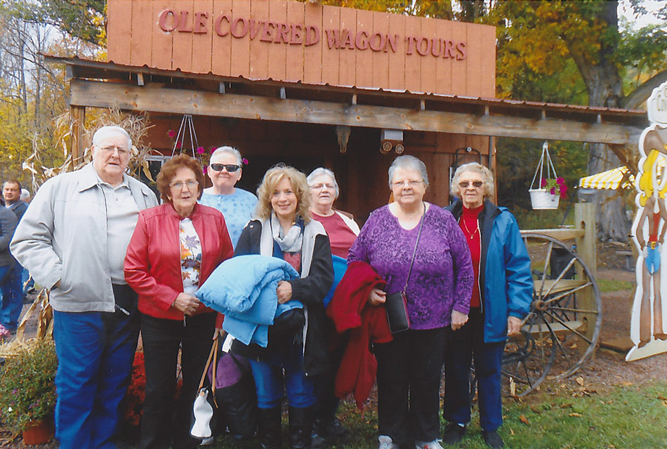 Keenagers at PA Grand Canyon